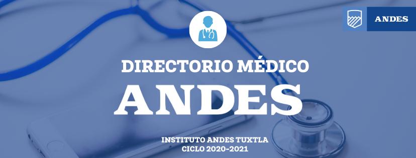 banner directorio médico